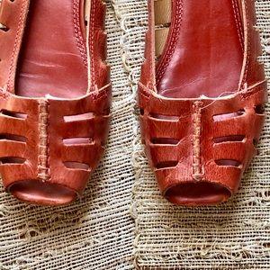 Frye Shoes - FRYE Open Toe Sandals Size 9.5